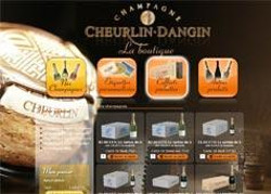 Champagne Cheurlin-Dangin Boutique